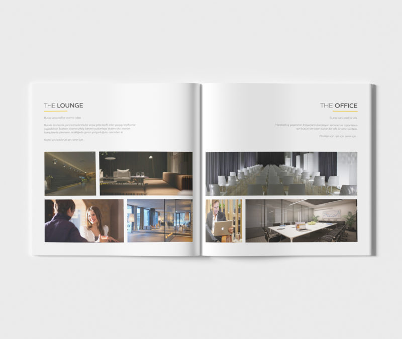 THE KAYSERI LOFT / CATALOG DESIGN