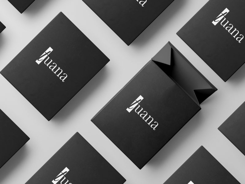 TUANA FASHION / LOGO DESIGN