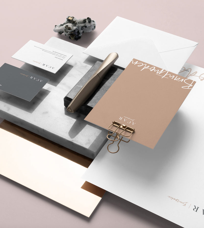 ACAR BRAUTMODEN / CORPORATE IDENTITY